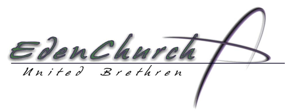 Eden United Brethren Church Logo